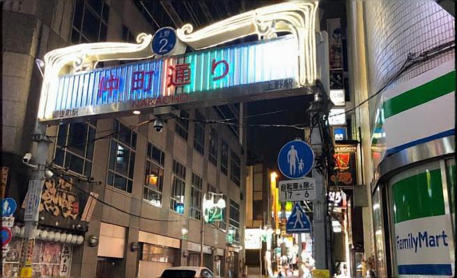 上野リリス道順2