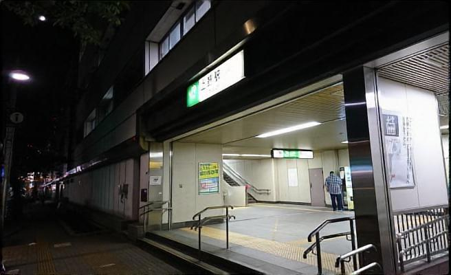 上野 コンフォート道順1