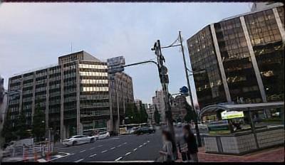 ブルジュアル・トウキョウ道順3
