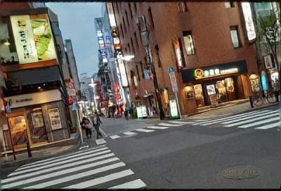 赤坂 アロマエイト道順3