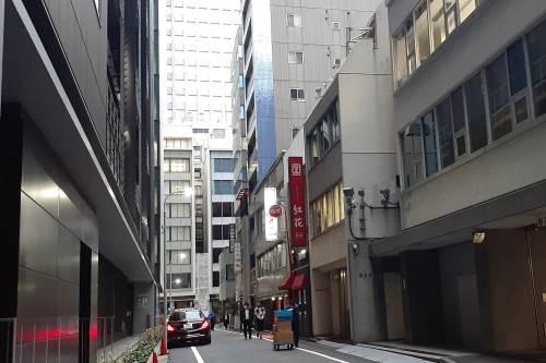 ブルジュアル東京道順3