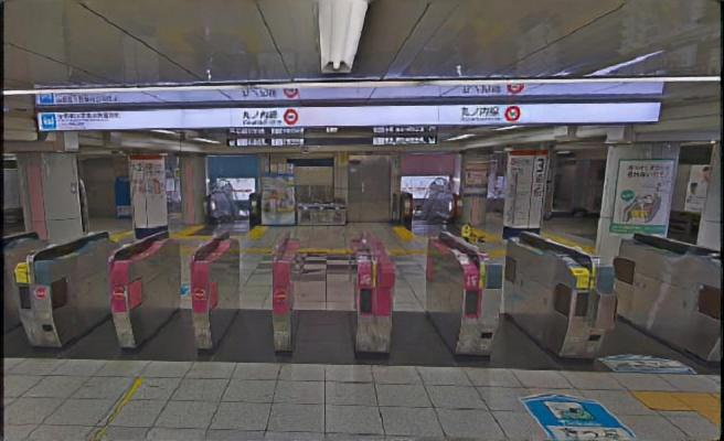 中野坂上駅